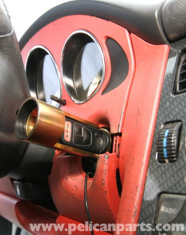 Mercedes Benz Slk 230 Ignition Switch Lock Cylinder