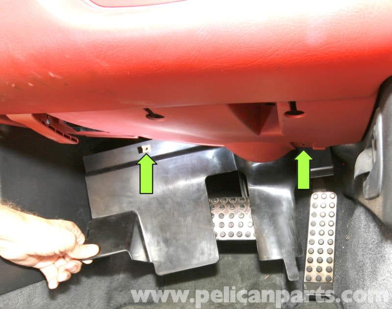 Mercedes-Benz SLK 230 Brake Switch Replacement | 1998-2004