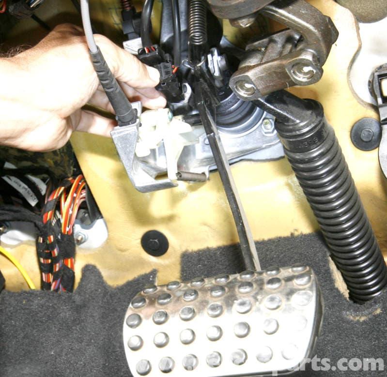 Mercedes Benz Slk 230 Brake Switch Replacement 1998 2004