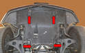 You will want to remove the under body engine tray.