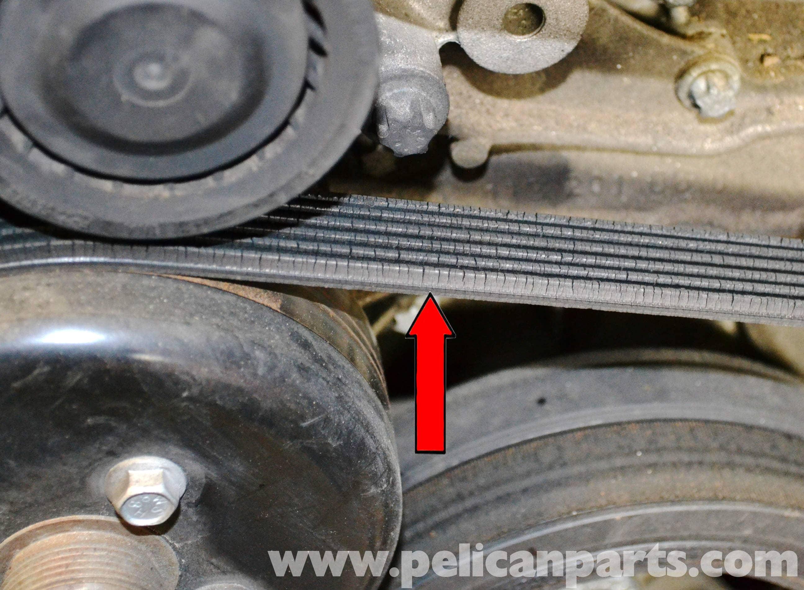 MercedesBenz    SLK       230    Drive Belt Replacement   19982004