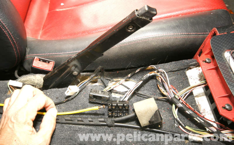Mercedes Benz Slk 230 Rear Center Console Removal 1998