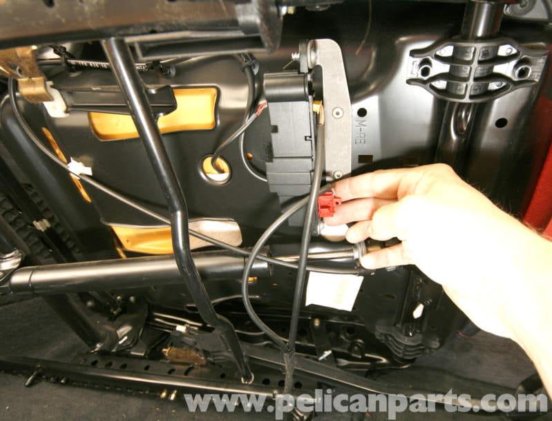 Car Seat Small Parts