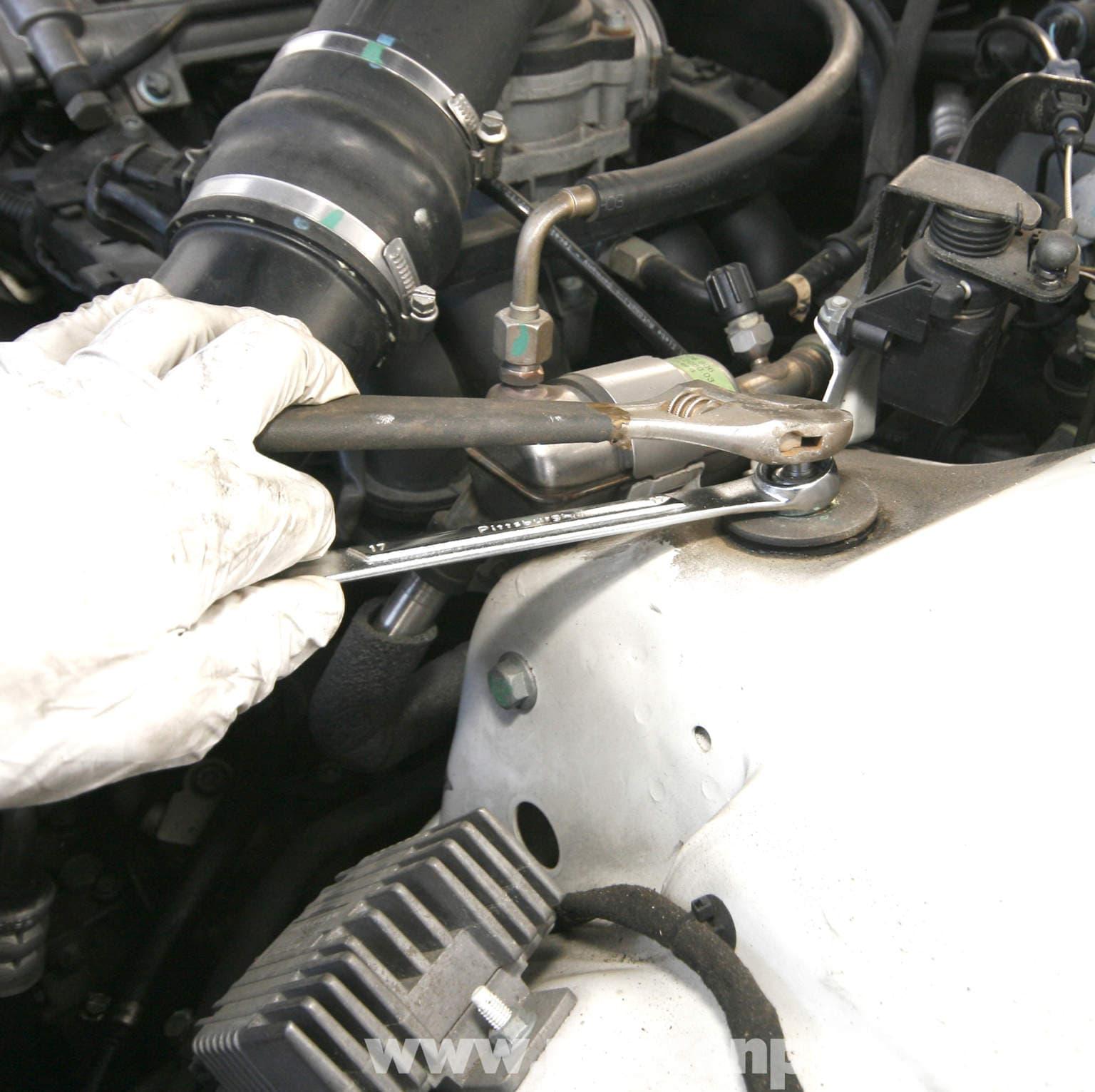 1998 Mercedes Benz Slk Class Suspension