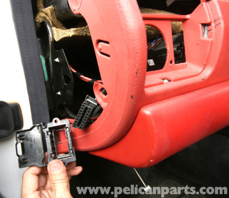Mercedes Benz Slk 230 Lower Left Dash Panel Removal 1998