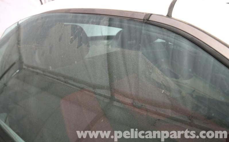Mercedes Benz Slk 230 Front Window Adjustment 1998 2004