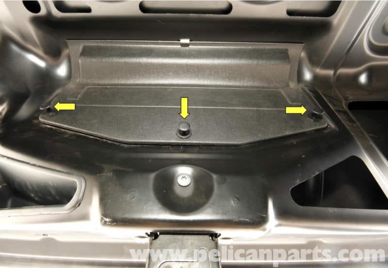 Mercedes Benz Slk 230 Third Brake Light Replacement 1998