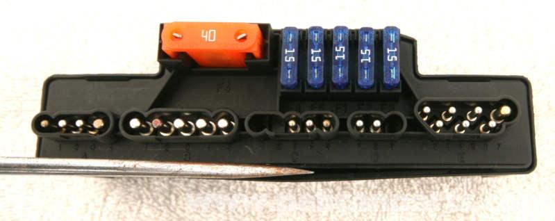 k40 relay clk