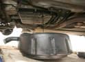Make sure to have a minimum 10-liter/10-quart drain pan.