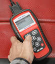 When a fault triggers the car's diagnostic system, the trouble code is stored in the computer until the problem is corrected (as many as 19 trips are necessary for the computer to clear itself after the problem is fixed) or the scanner is used to erase the codes.