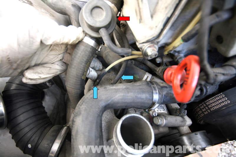Mercedes Benz Slk 230 Supercharger Removal 1998 2004