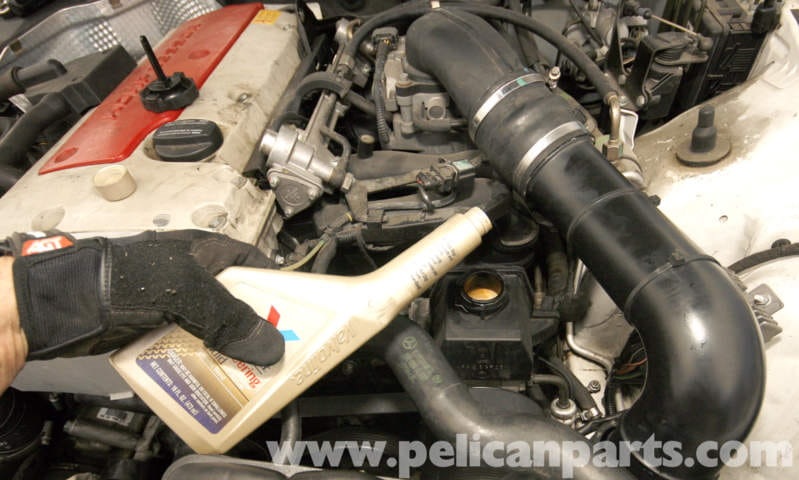Mercedes Benz Slk 230 Power Steering Pump Removal 1998