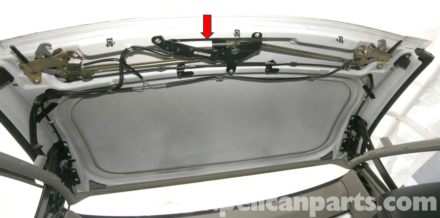 Mercedes Benz Slk 230 Headliner Removal And Replacement