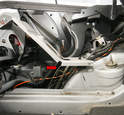 A non-functioning trunk lock/latch often requires getting into the trunk to fix the problem.