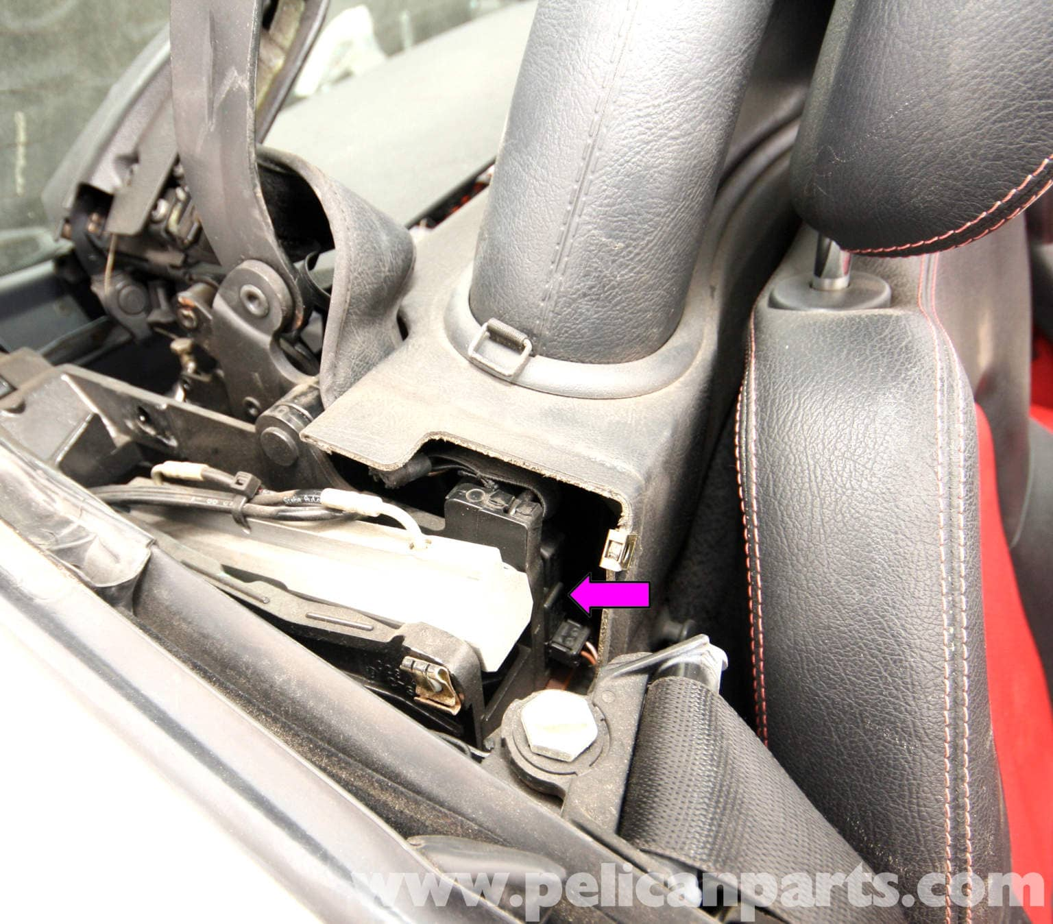 Mercedes Benz Slk 230 Vario Roof Switches Location And Id