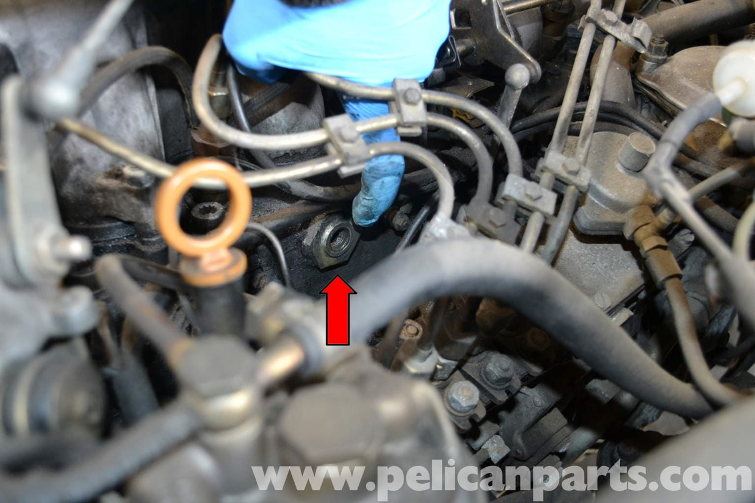 Mercedes Benz W123 Coolant Temperature Sensor Replacement 300td 300d Window Switch Wiring Diagram Large Image