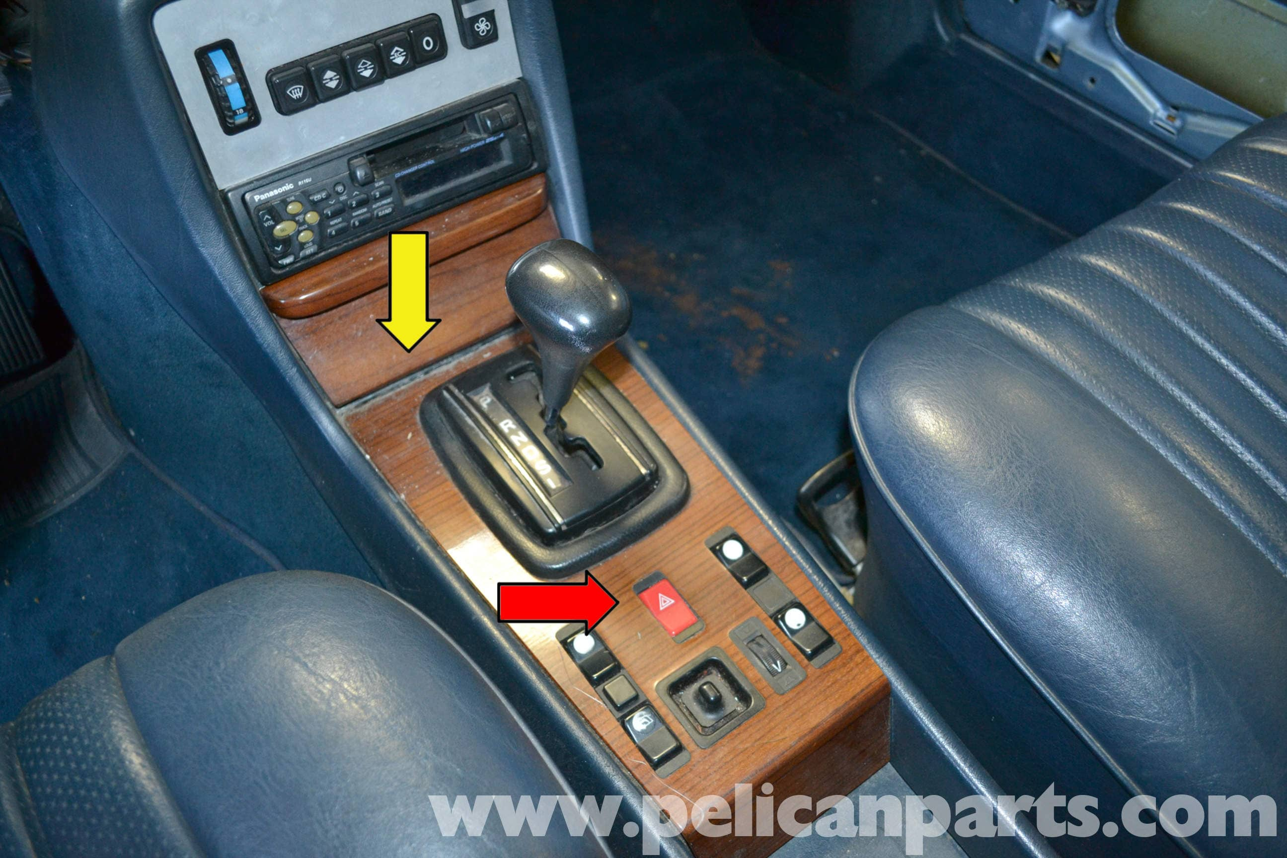 Mercedes Benz W123 Wiring Diagram Library Auto Hazard Switch 1975 300d Trusted Source Flasher And Relay