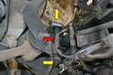 If you have a diesel there is a good chance your vehicle has shocks.