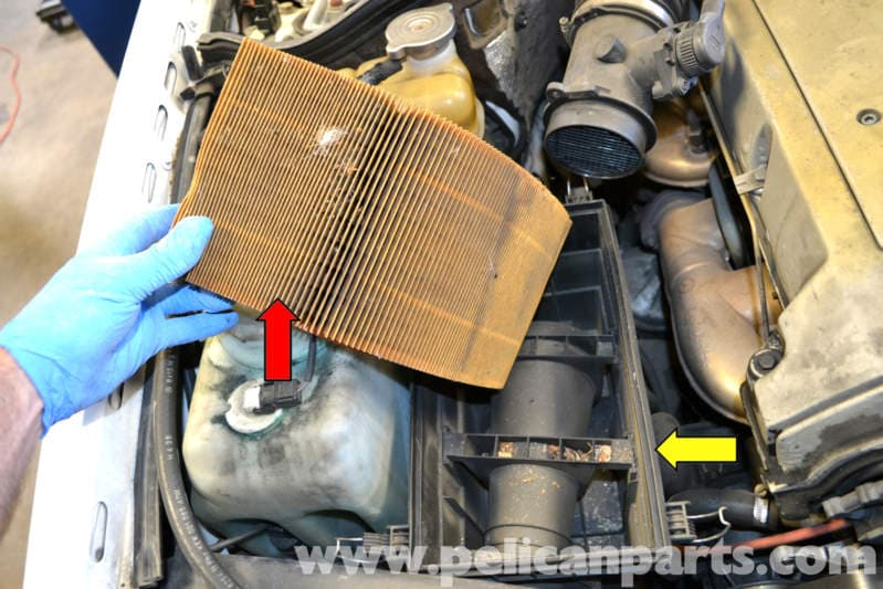 Details about  /For 1988-1993 Mercedes 300TE Air Filter Mann 89429GN 1989 1990 1991 1992