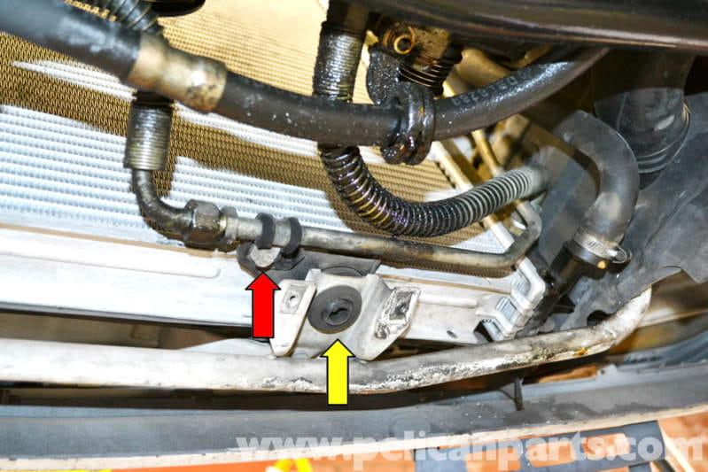 Mercedes Benz W124 Radiator Replacement 1986 1995 E