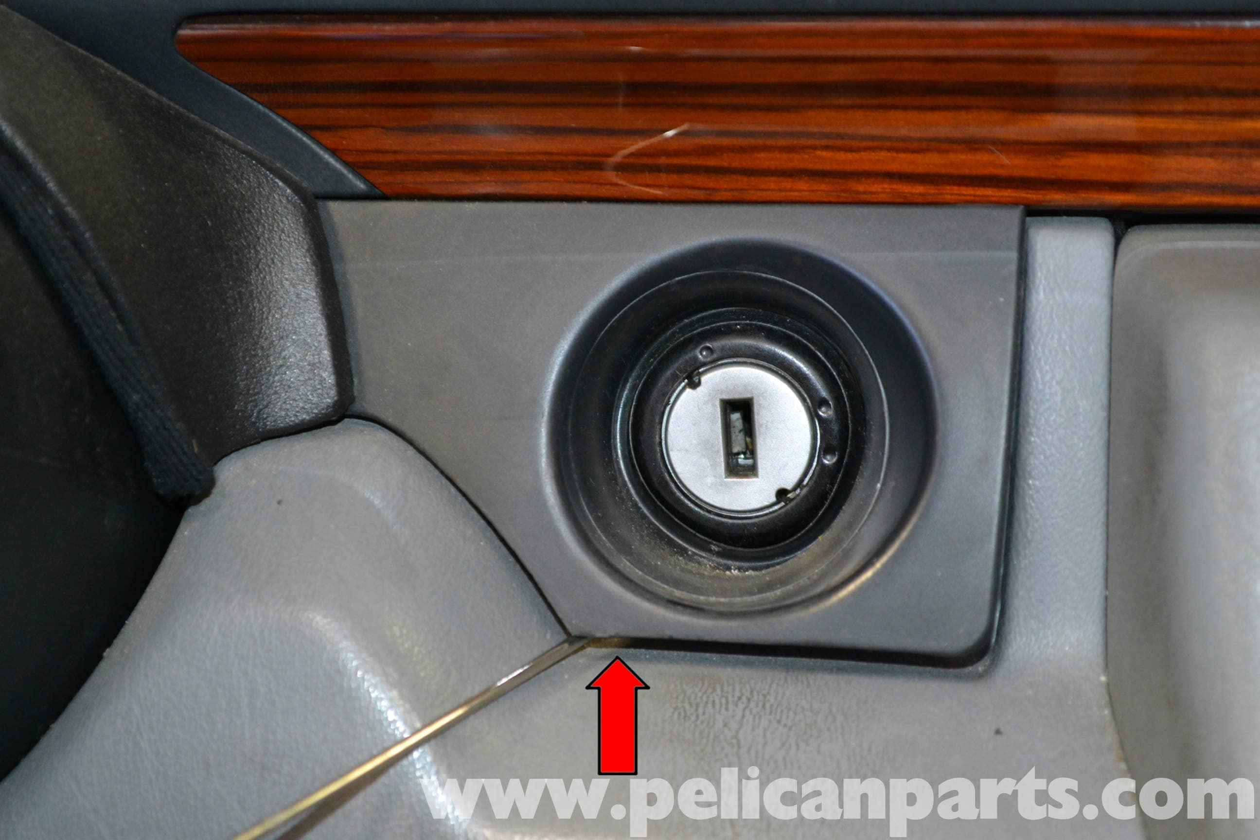 Mercedes-Benz W124 Headlight Switch Replacement | 1986-1995 E-Class