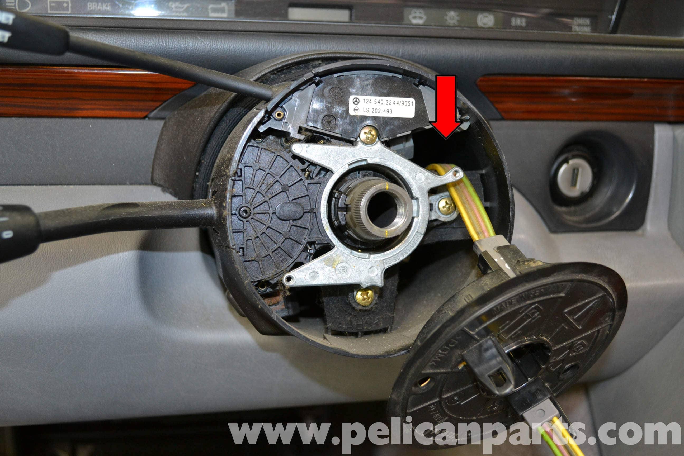 W124 Wiring Harness