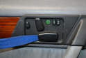 Use your trim removal tool and carefully pry the plastic pieces off taking care not to damage the trim piece or door panel.