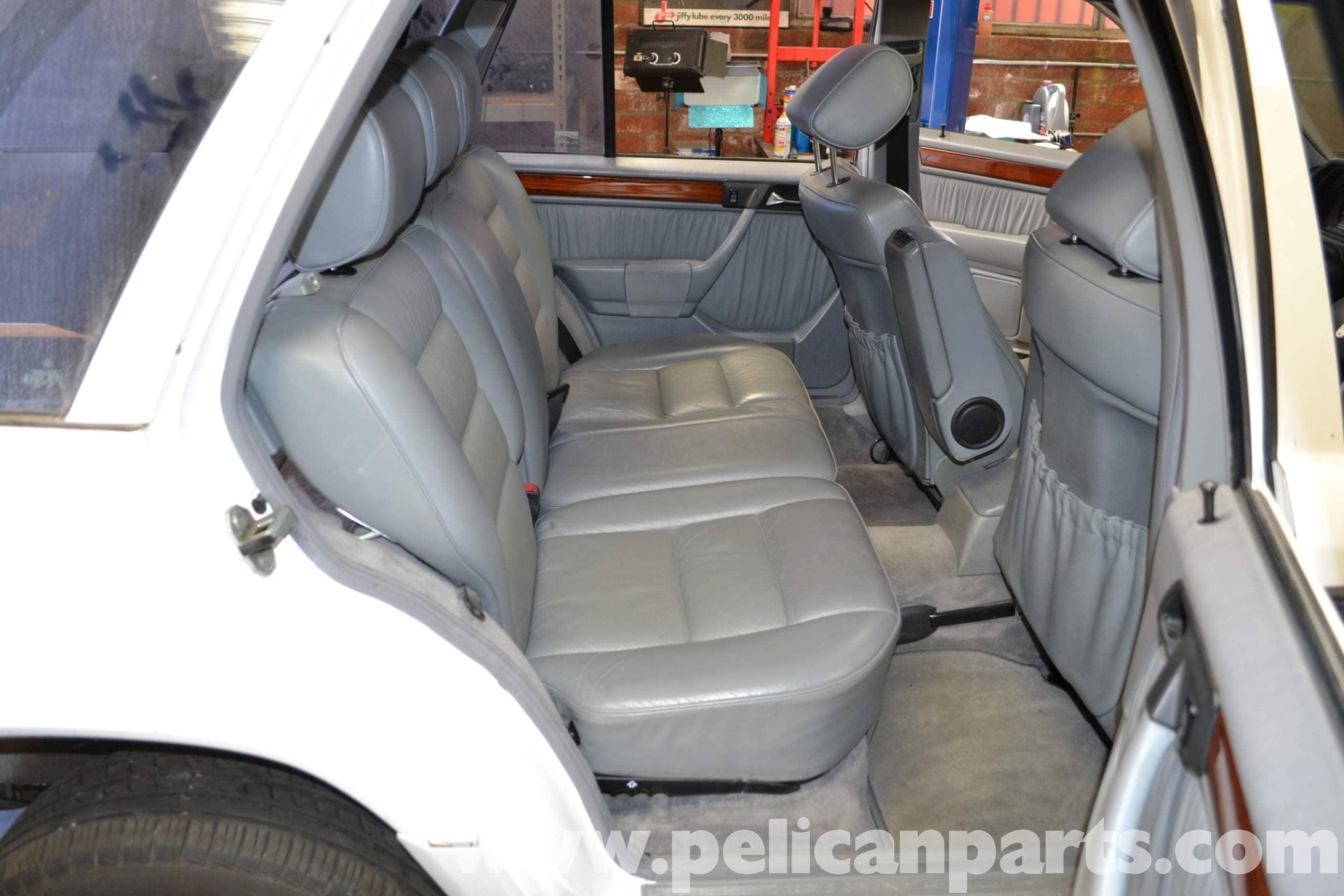 Mercedes Benz W124 Seats Replacement 1986 1995 E Class