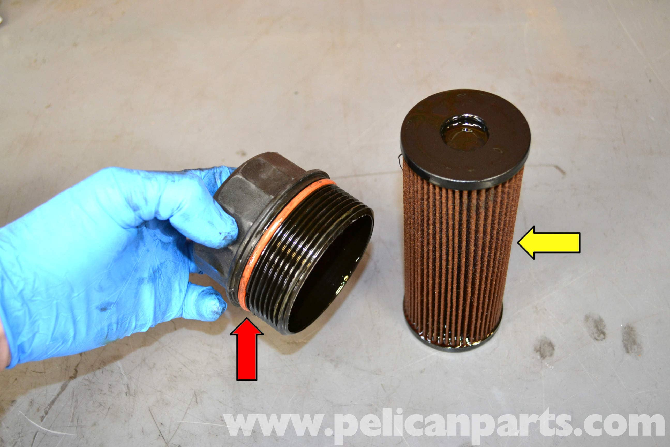 Mercedes Benz W124 Oil And Filter Change 1986 1995 E