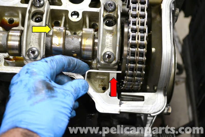 Mercedes benz w124 setting the engine at tdc 1986 1995 e for Mercedes benz timing belt