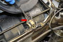 Wiper Assembly- At the center base of the mono-post there is a rubber isolator and clip.