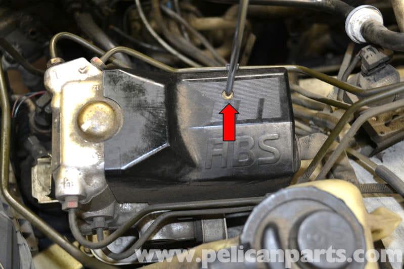 1991 Ford Ranger Fuel Pump Relay