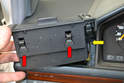 Side Vents: This photo illustrates the clips.