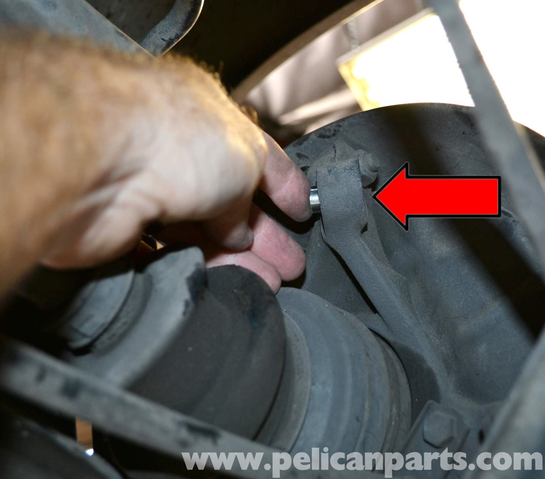 Multi Link Rear Suspension: Mercedes-Benz W124 Rear Multi-Link Suspension Replacement