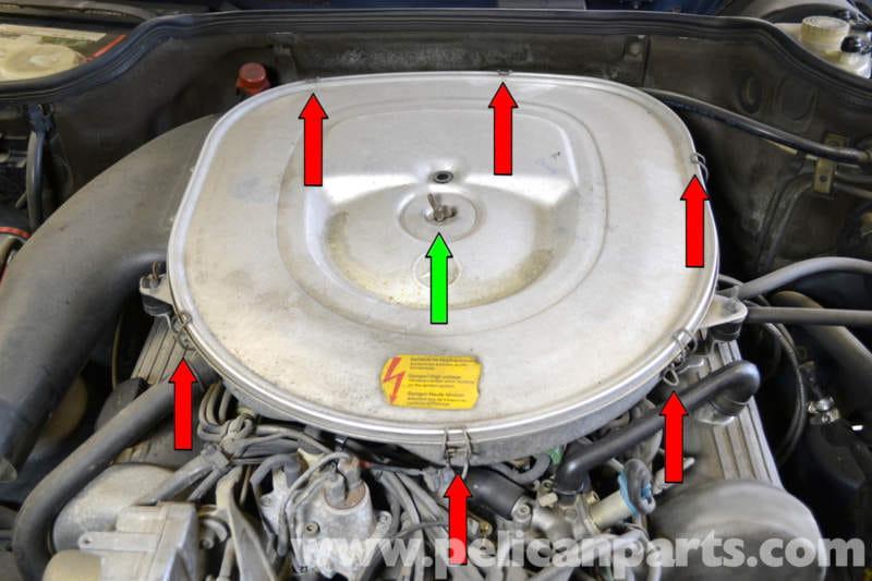 Basic Solenoid Circuit Of 5 Mt Cranking Motor