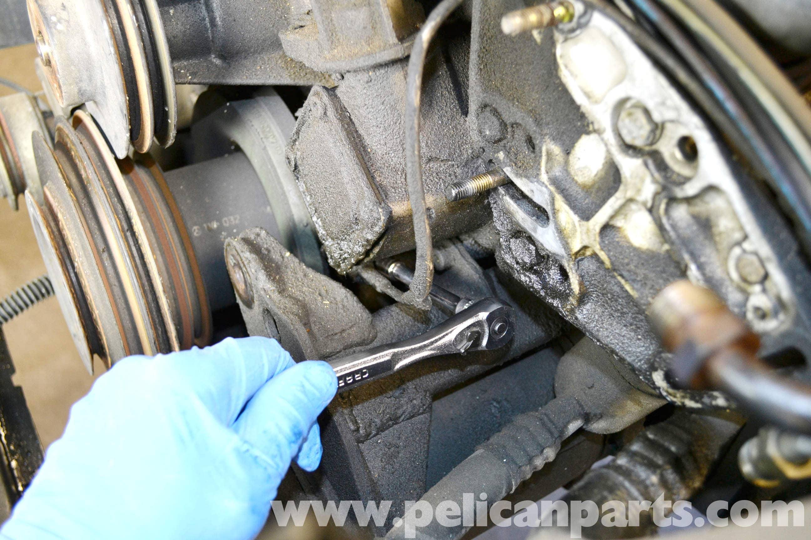Mercedes Benz W126 Top Dead Center Sensor Replacement