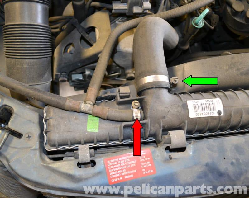 Protex Water Pump For Mercedes-Benz S-Class 300 SE,SEL W126 Petrol 1985-1989