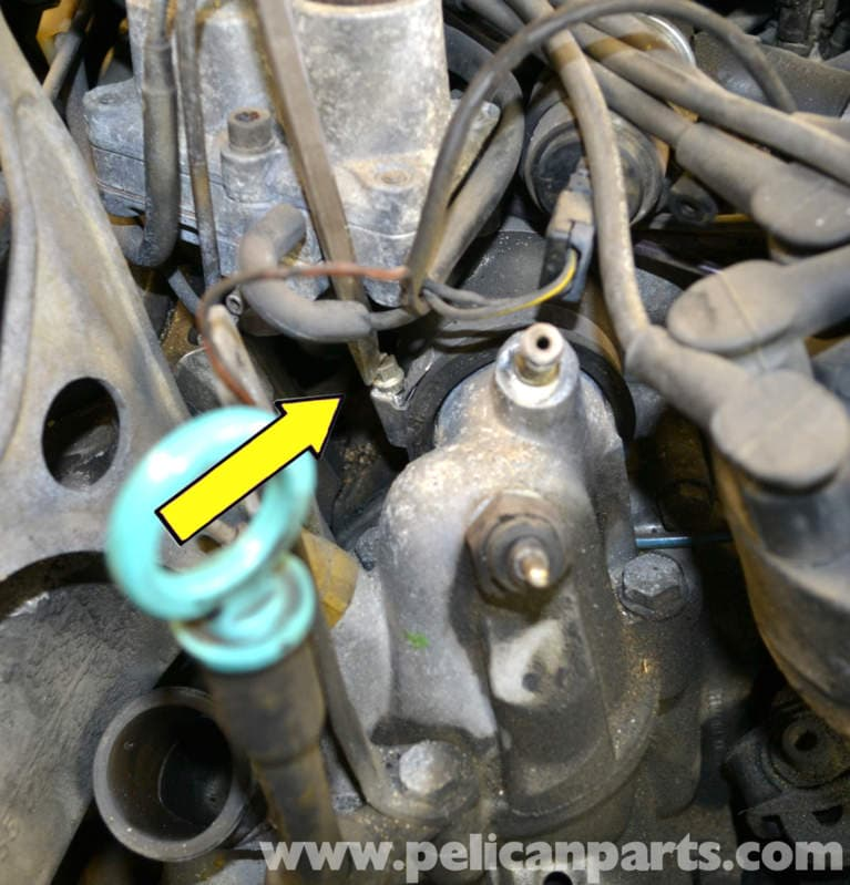 Mercedesbenz W126 Thermostat Replacement 19811991 Sclass