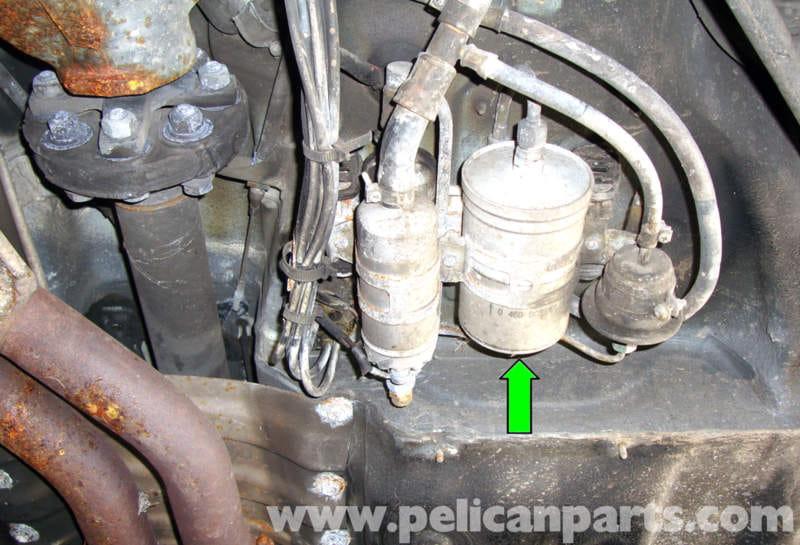 mercedes ml320 fuel filter location mercedes fuel filter location mercedes-benz r129 fuel filter removal - sl500, 500sl ... #6