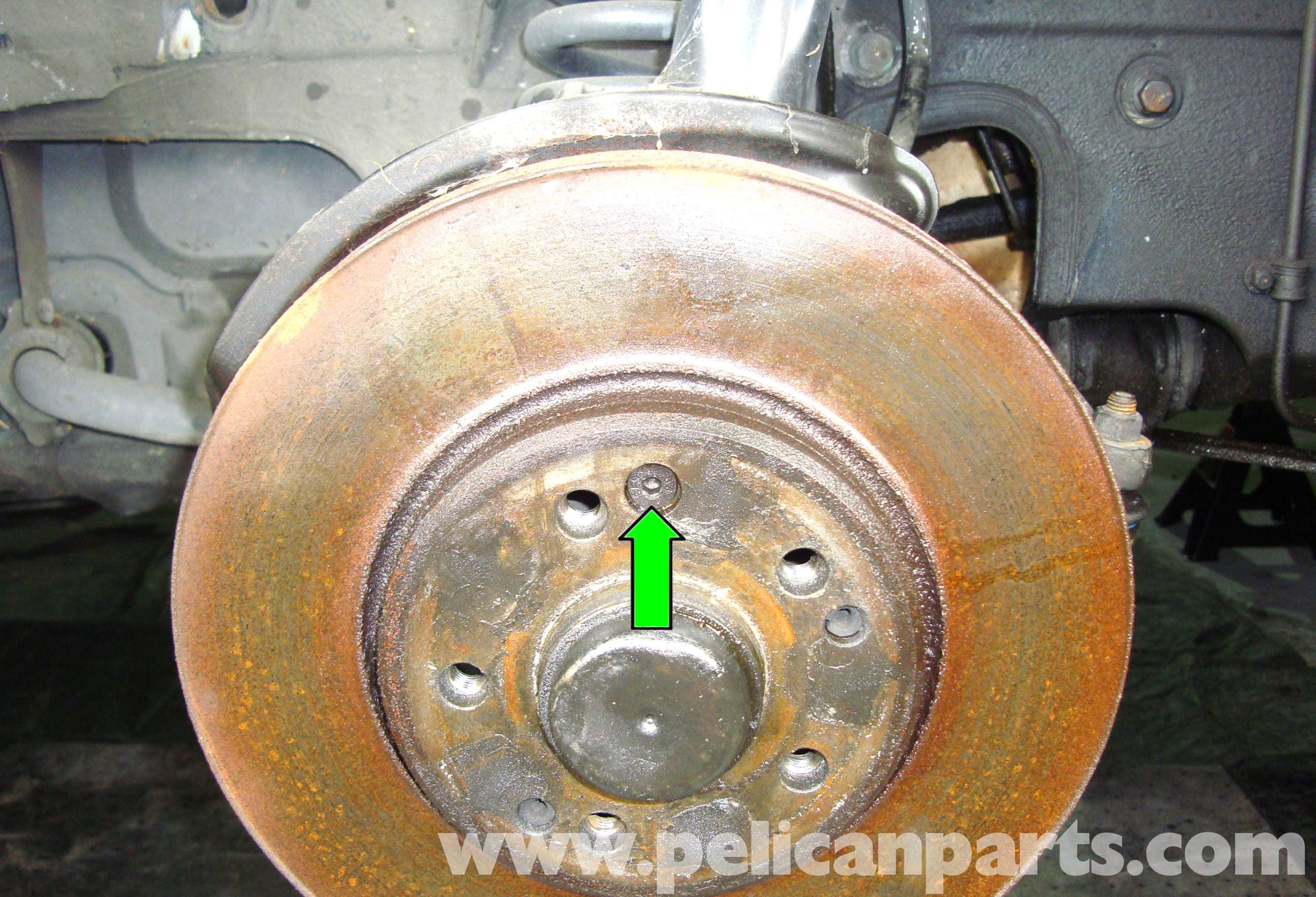Mercedes benz r129 brake rotor replacement sl class r129 for Mercedes benz rotors replacement