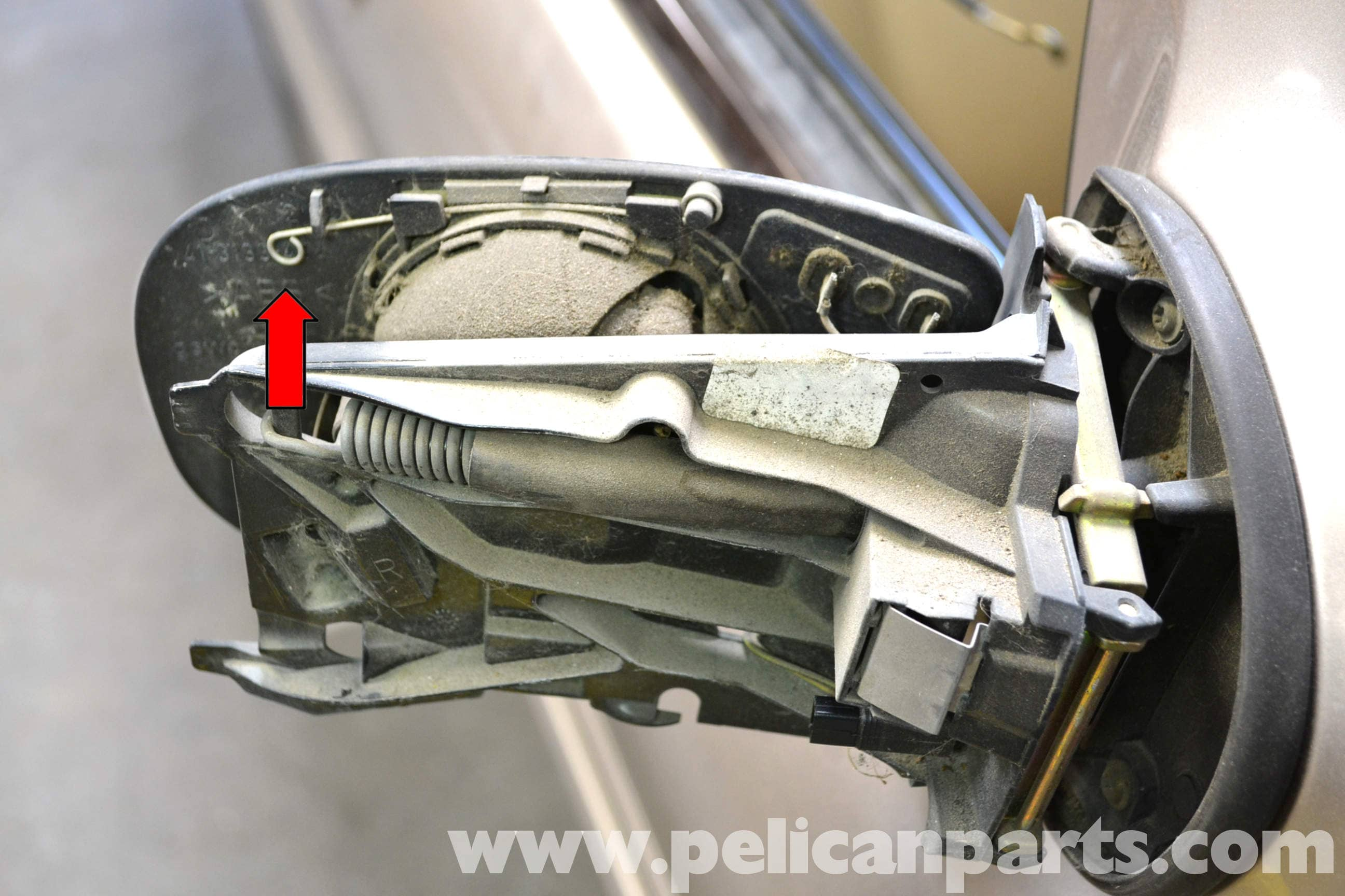 Mercedes-Benz W203 Exterior Mirror Replacement - (2001-2007