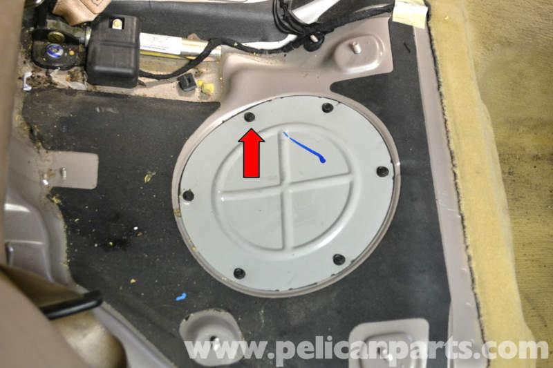Mercedes benz w203 fuel pump replacement 2001 2007 for 2007 mercedes benz e350 fuel pump