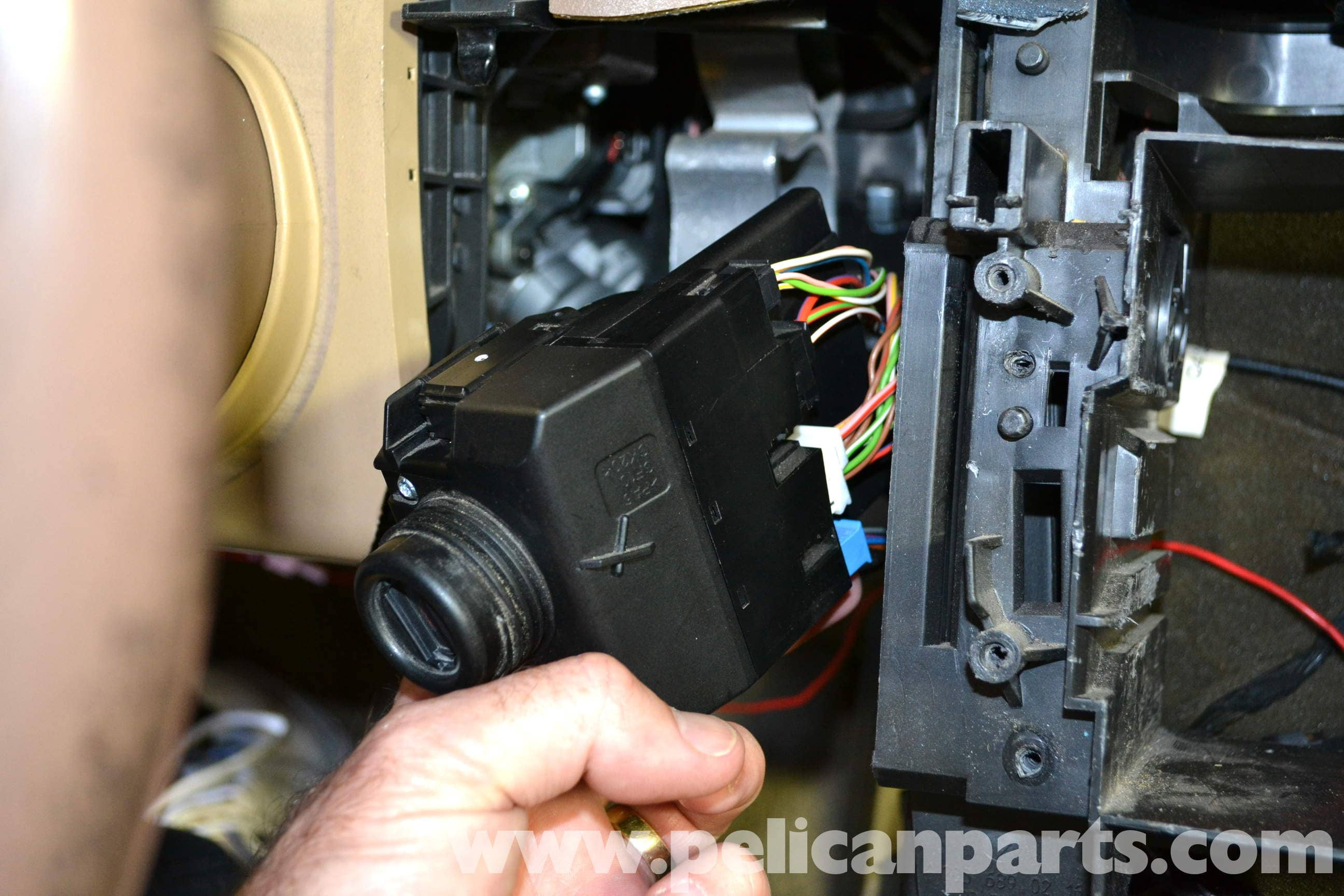 pic10 mercedes benz w203 ignition switch replacement (2001 2007) c230  at bayanpartner.co