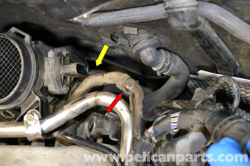 w126 idle control wiring diagram mercedes benz w203 breather hoses replacement  2001 2007  mercedes benz w203 breather hoses replacement  2001 2007