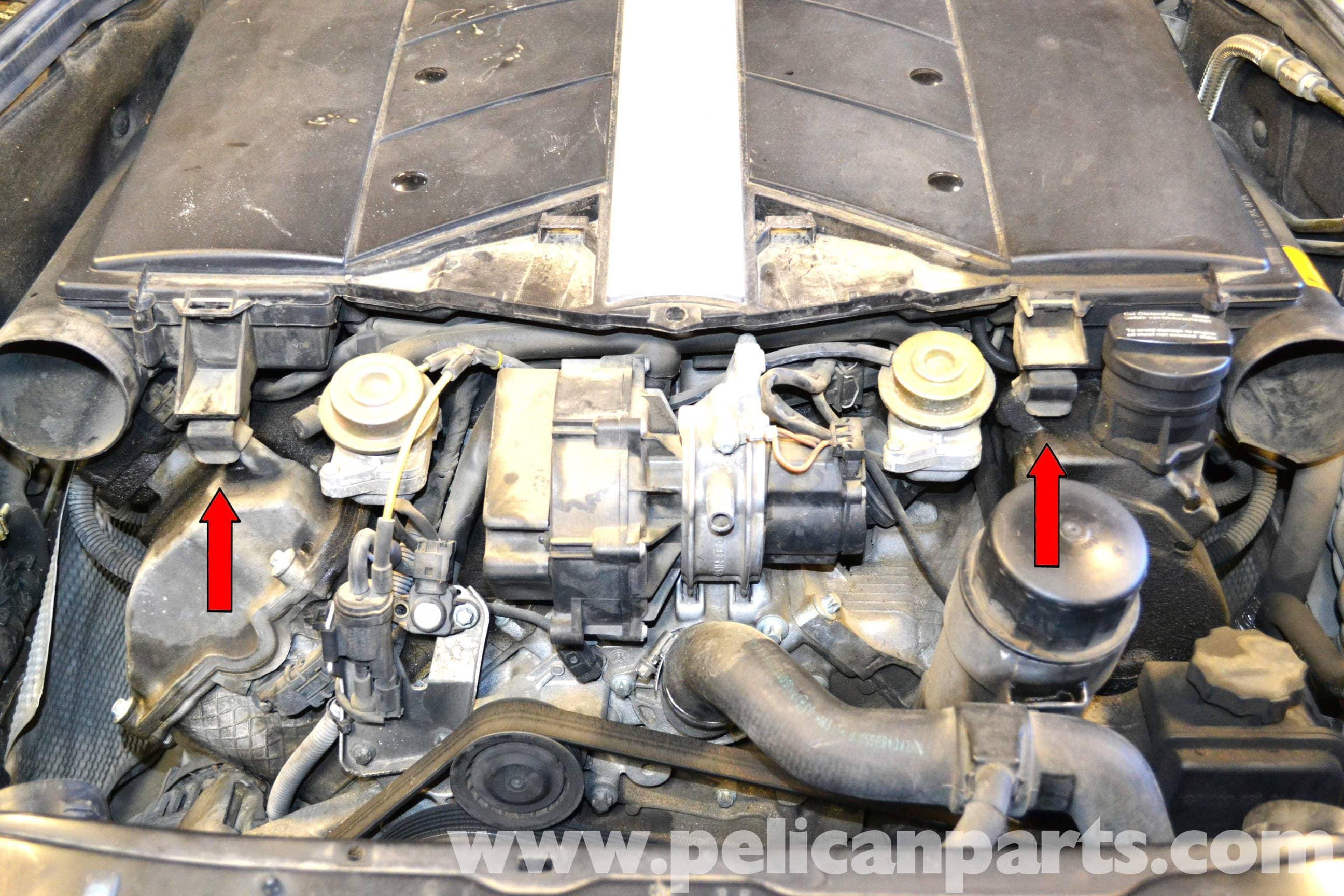 Mercedes Benz Ml Not Changing Gears