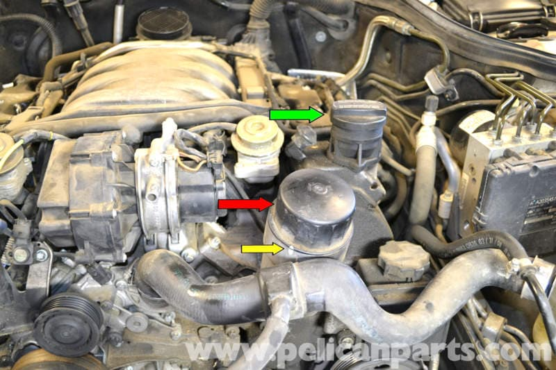 Mercedes benz w203 oil change 2001 2007 c230 c280 for How much is a mercedes benz oil change