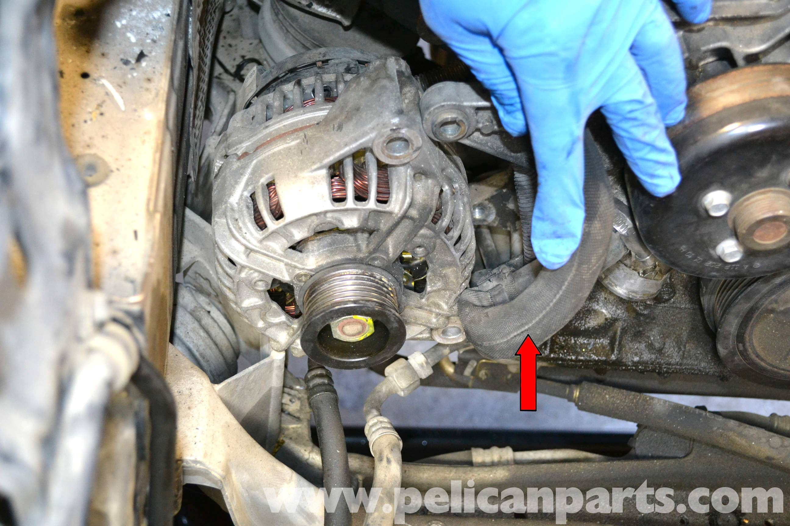 Mercedes-Benz W203 Timing Chain Tensioner Replacement - (2001-2007 on