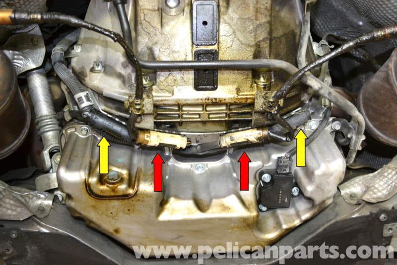 Mercedesbenz W203 Oxygen Sensor Replacement 20032005 C320 Rhpelicanparts: Mercedes O2 Sensor Location At Gmaili.net