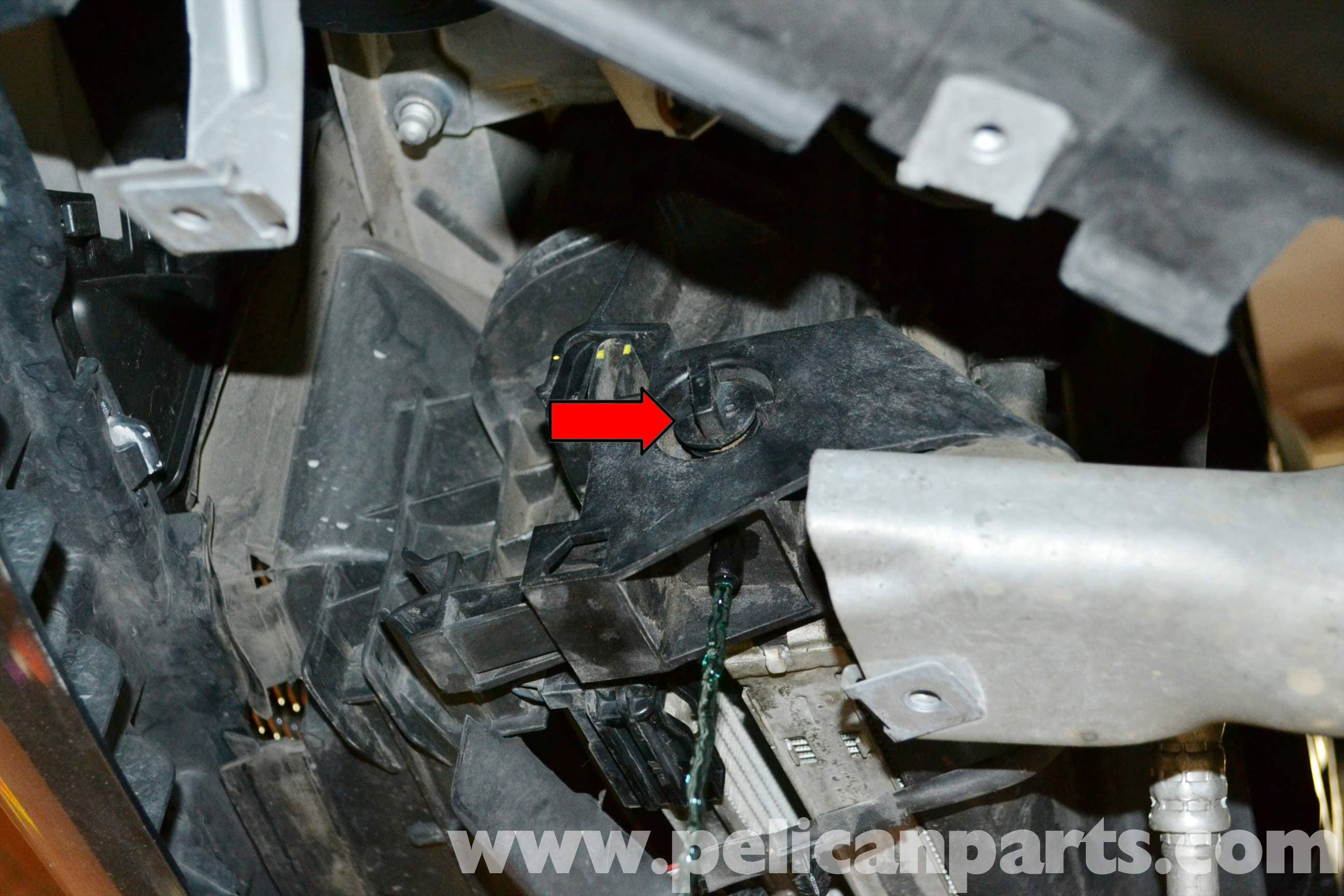 mercedes-benz w204 coolant flush and replacement