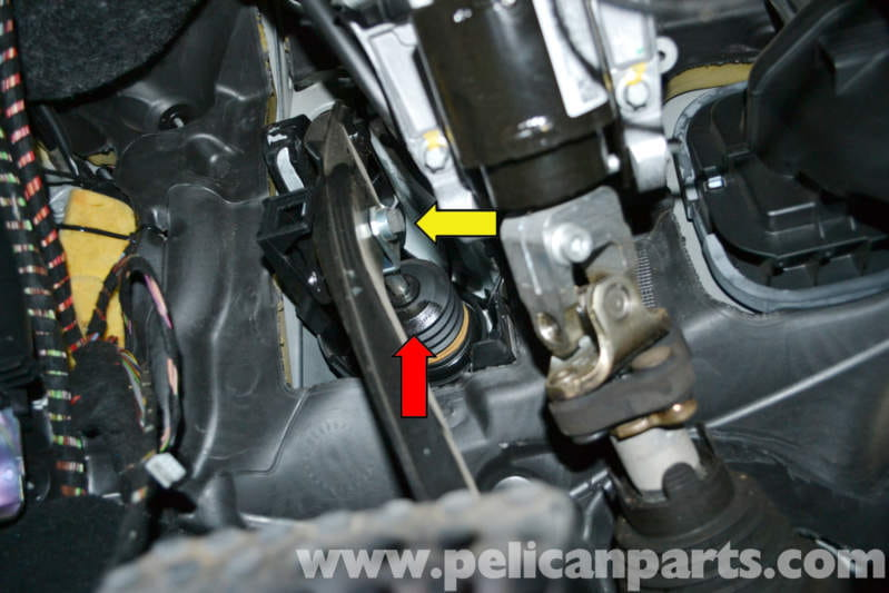 Mercedes Benz W204 Brake Booster Replacement 2008 2014